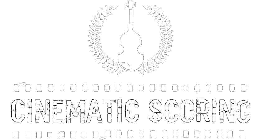logo cinematic scoring header
